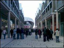 Arc centre