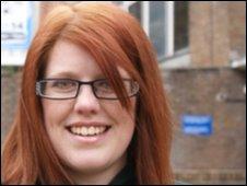 Gemma Howells, Bangor student