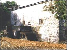 Llanyrafon Mill, Cwmbran