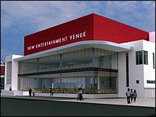 bbc news scunthorpe 39 s 16m baths hall bidders vie for deal. Black Bedroom Furniture Sets. Home Design Ideas