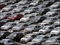Autos de GM