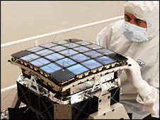 Kepler focal plane array (Nasa)