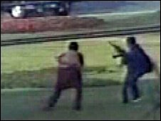 Gunmen in Lahore