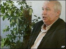 Roy Bennett (file image)