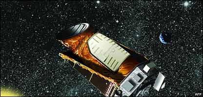 Telescopio Kepler
