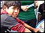 La bicilavadora en Ventanilla, Per�  (FOTO: Gwyndaf Jones/MIT)