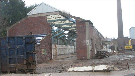 Nottingham Dyeworks