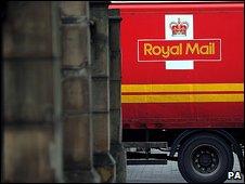 Royal Mal van