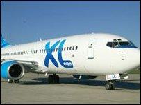 An XL plane