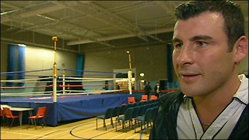 Find out what Joe Calzaghe did next
