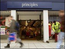 Principles store