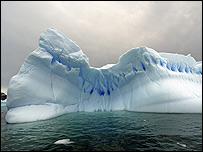 Iceberg en la Pen�nsula Ant�rtica