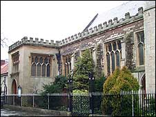 St James Priory