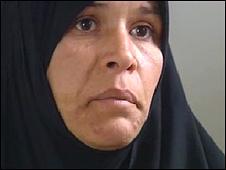 Widow Haifa Raheem