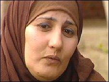Widow Nadia