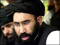 عضو طالبان عبد السلام ضعيف