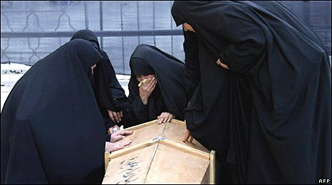 Funeral in Iraq