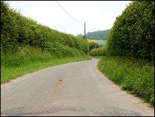 Rural road-generic