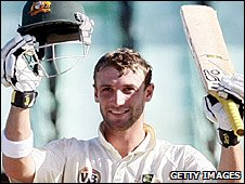 Australia batsman Phillip Hughes