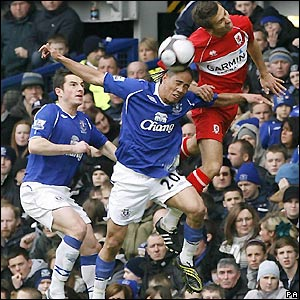 Pienaar clears for Everton