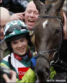 Sam Thomas and Denman