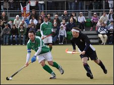 Hockey: Guernsey v Worthing
