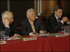 Treasury committee meeting