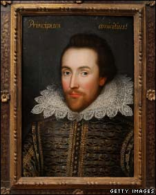 Newly identified portrait of Shakespeare