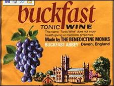 Buckfast label