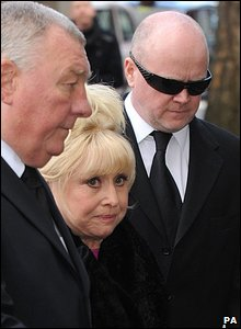 Barbara Windsor, Steve McFadden