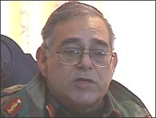 Maj Gen Tariq Khan
