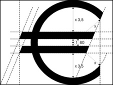 Euro logo specification