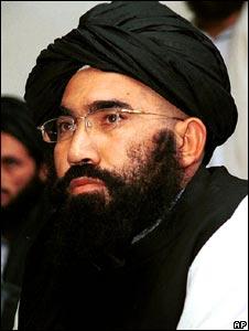 Mullah Abdul Salam Zaeef (file photo)