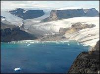Derretimiento de hielo