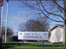 Cornton Vale near Stirling