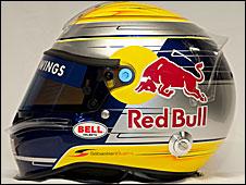 Sebastien Buemi's 2009 helmet