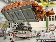 Cryosat-2 (EADS Astrium)