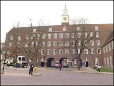 County council offices in Winchester