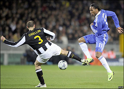 Drogba attacks for Chelsea