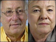 David Gillard and Carole Deas