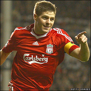 Gerrard makes it 4-0 on aggregate