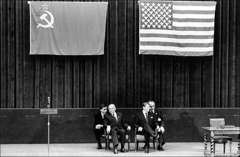 """a look at president reagans strategic defense initiative in relation with the soviet union """" and introduced the strategic defense initiative party of the soviet union provided reagan with a in us-soviet relations came after."""