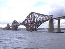 Forth Rail Bridge (Pic: Undiscovered Scotland)