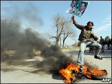 PML-N supporter in Islamabad