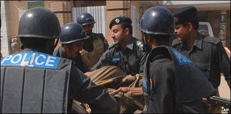 Protests in Multan