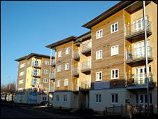 Flats at Dumballs Road, Grangetown
