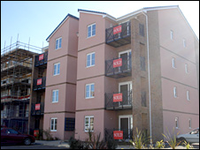 Flats at Ty Glas, Llanishen