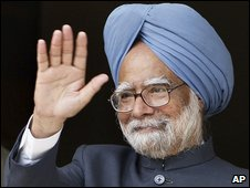 Manmohan Singh, March 2009