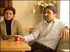 Gursel and Sevgi Demeni