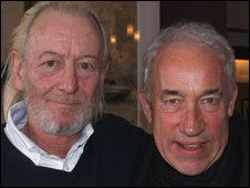 Ronald Pickup and Simon Callow
